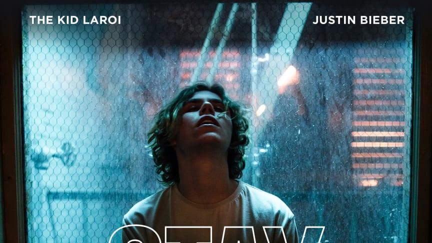 """The Kid LAROI och Justin Bieber går samman på nya låten """"Stay"""""""