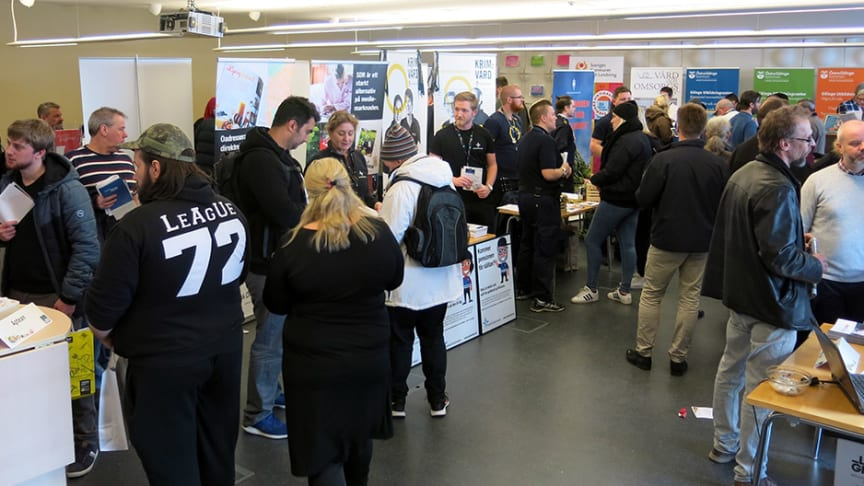 Hässleholms kommun anordnar jobb- och utbildningsmässan What Works igen