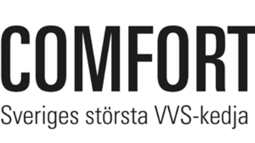 Comfort förstärker i Hälsingland!