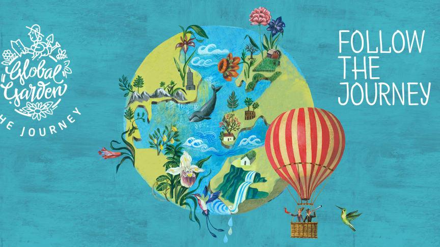Weleda Global Garden - Follow The Journey
