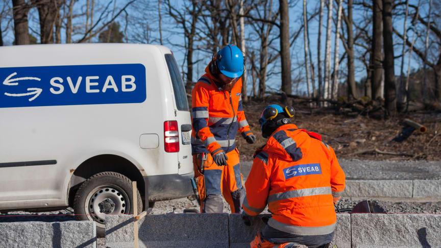 SVEAB Anläggning vinner ramavtal för Enköpings kommun