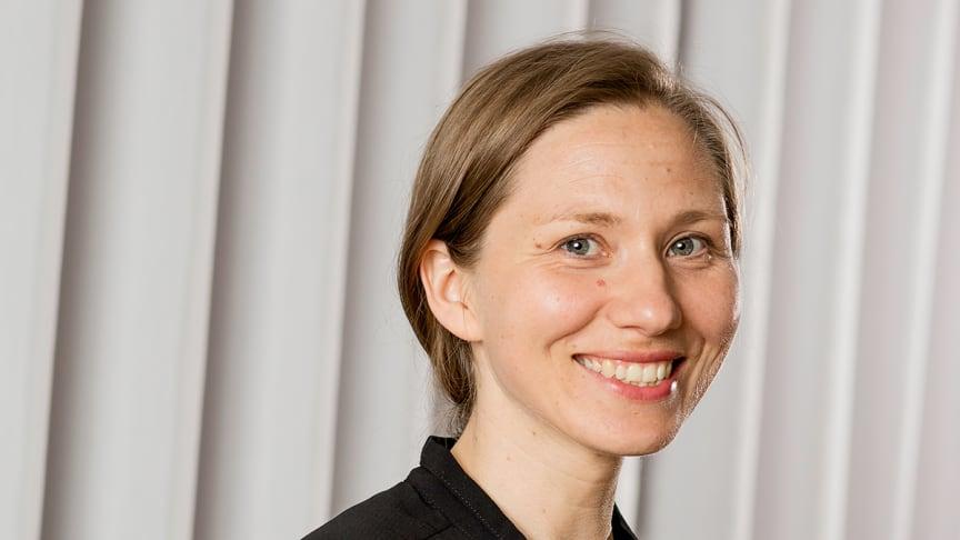 Elin Lemel ombudsman på Civilekonomerna