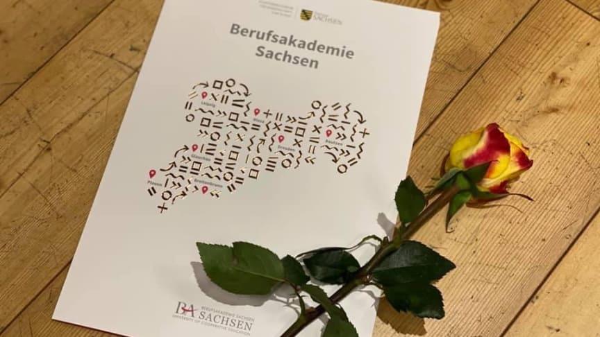 Feierliche Exmatrikulation der Absolventinnen und Absolventen des Jahrganges 2018 der Berufsakademie in Plauen