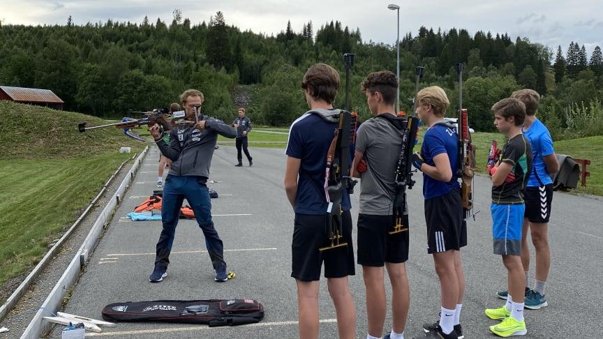 Nyhetsbrev Norges Skiskytterforbund 07. mai