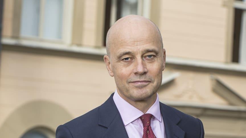 Magnus Rolf, vd på FEI.