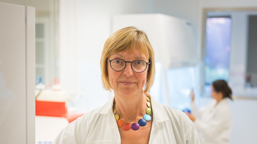 Maja Johansson, Site Manager in Umeå.