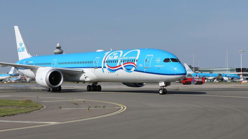 I dag feirer KLM 100 år - ett århundre med innovasjon i luftfartsindustrien