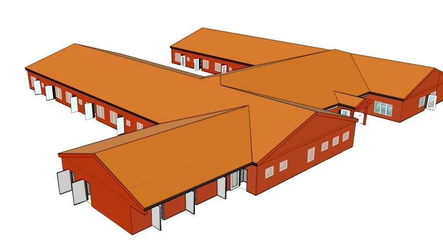 Pressinbjudan: Första spadtaget för 18 lägenheter för Emådalen trygga hem
