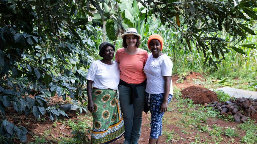 ‹Living Farms›: Limbua, Kenia (Foto: Philip Wilson)