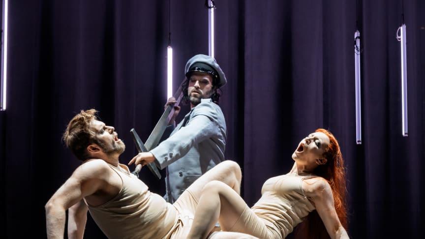Valentin med Wagner - streama Tristan och Isolde på alla hjärtans dag.