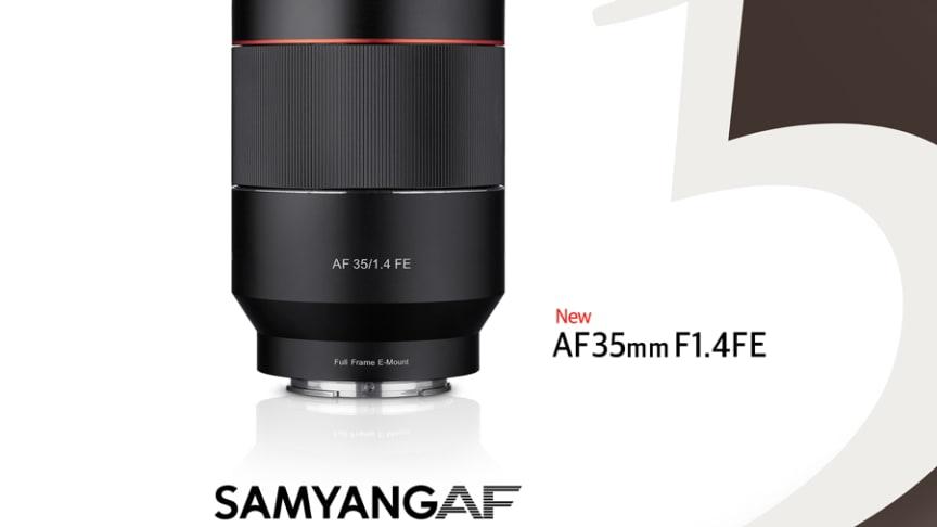 AF 35/1,4 DSLR für Sony E: