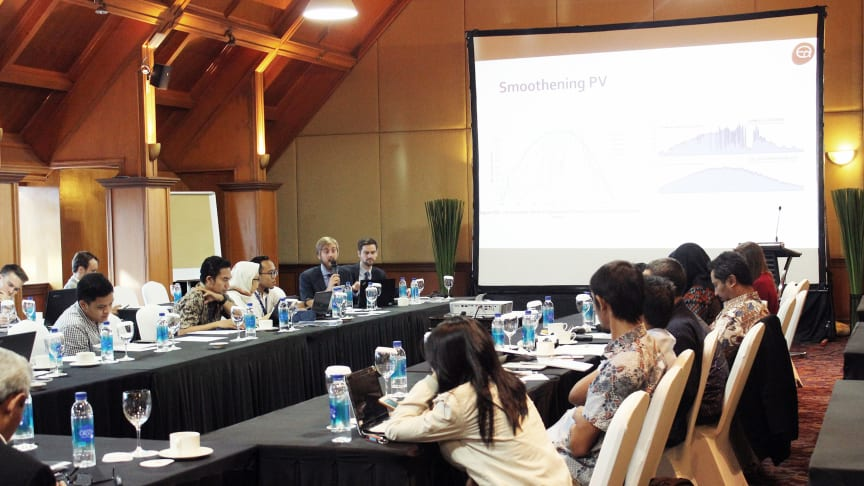 Denmark and Indonesia collaborate on developing sustainable islands