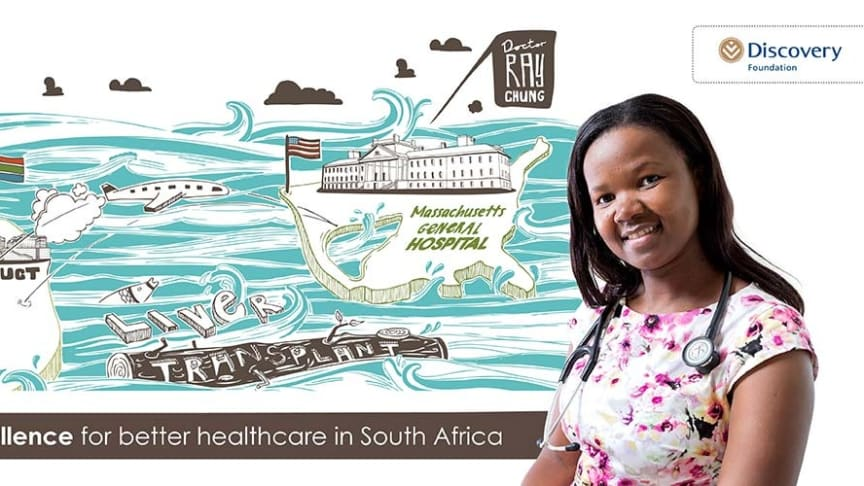 South African doctor receives grant to study at top USA medical school