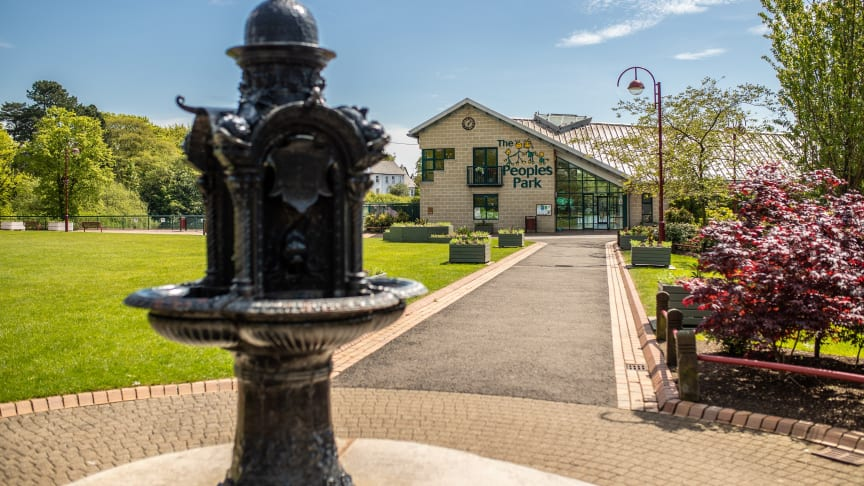 People's Park, Ballymena