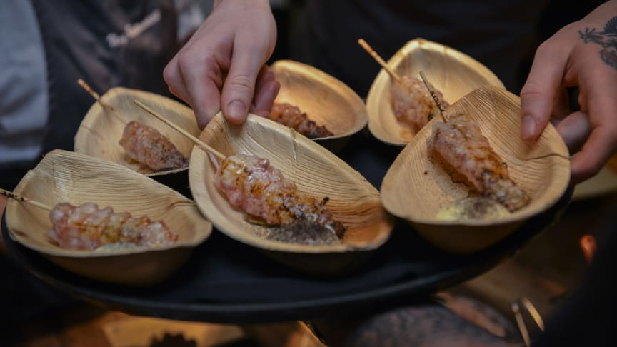 Flere av verdens beste restauranter har fått øynene opp for  levende norsk sjøkreps