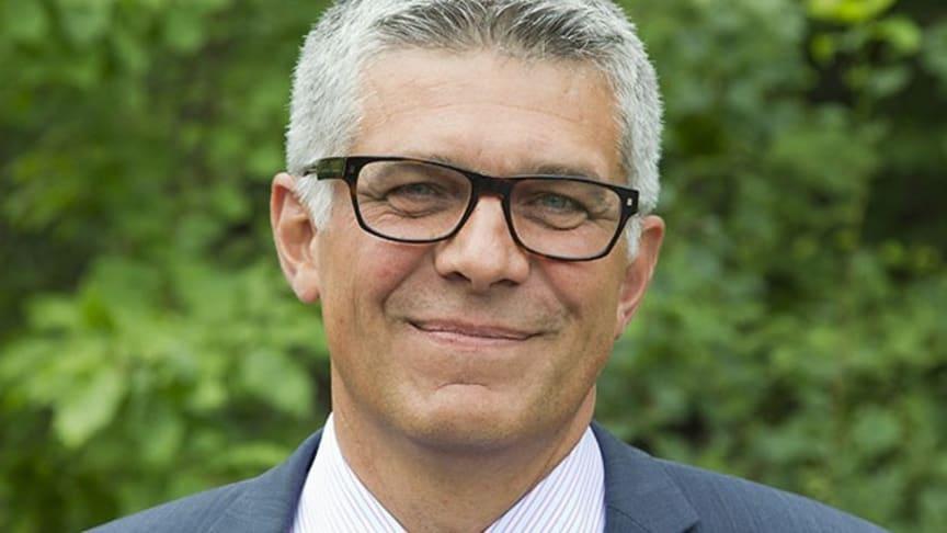 Anders Thornberg, rikspolischef, deltar i seminariet Våld mot kvinnor den 2 juli