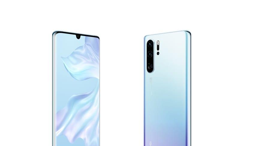 Telias topp 10 april: Huawei til topps