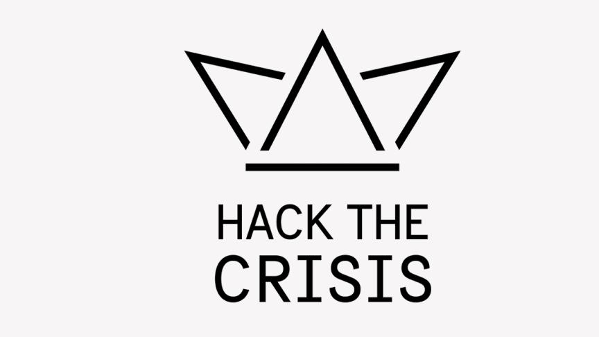 Den 3-6 april anordnas Hack the Crisis Sweden, där vi kraftsamlar för att ta fram digitala lösningar och koncept och tillsammans släppa loss all tänkbar kraft för att bidra till att lösa krisen.