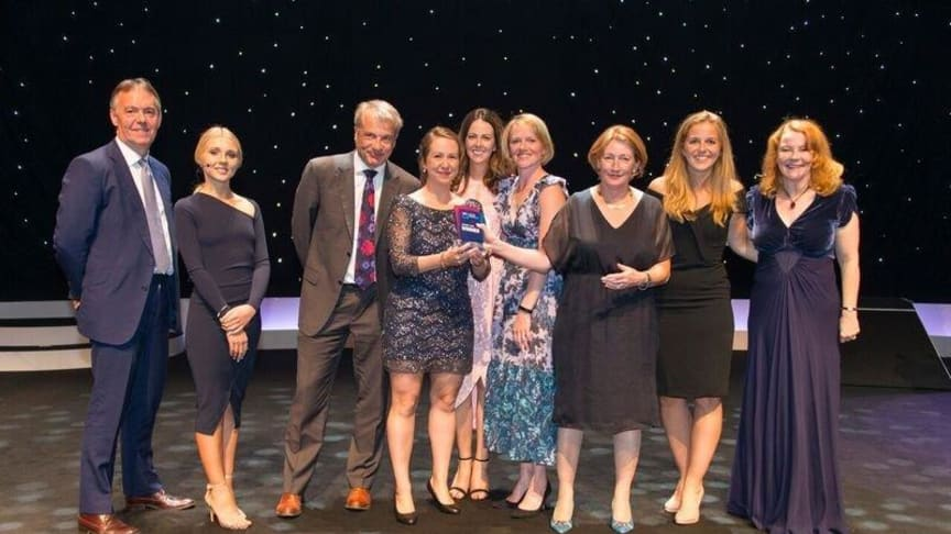 Cocoa Life wins Business in the Community award!