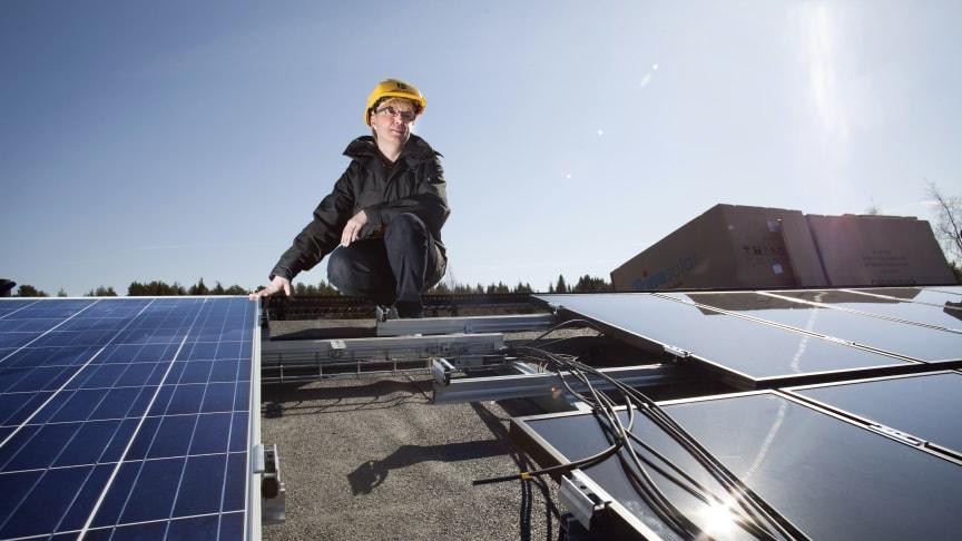Projektet Hållbara Ålidhem i Umeå får prestigefyllda miljöpriset Energy Global Award