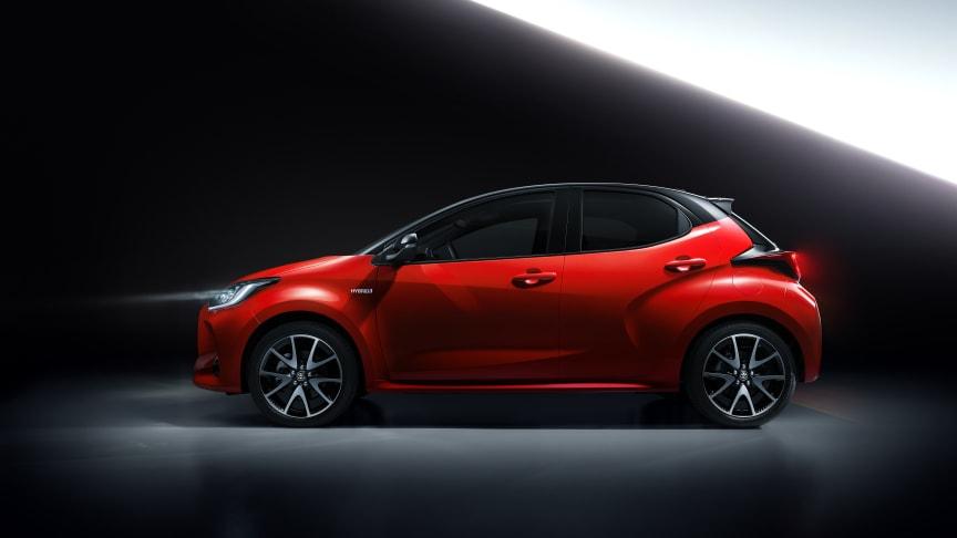 Nye Toyota Yaris