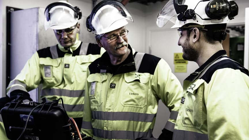 Høyspenningskompetanse er et av kravene til oppgradering av sertifikat. Foto: Trainor