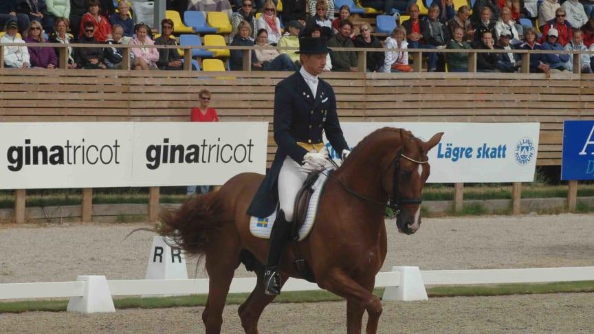 Falsterbo Horse Show förädlar VM-koncept