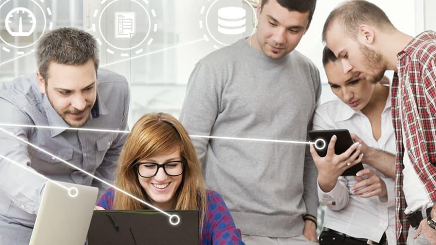 Webbinarieserie med fokus på digitala informationsflöden