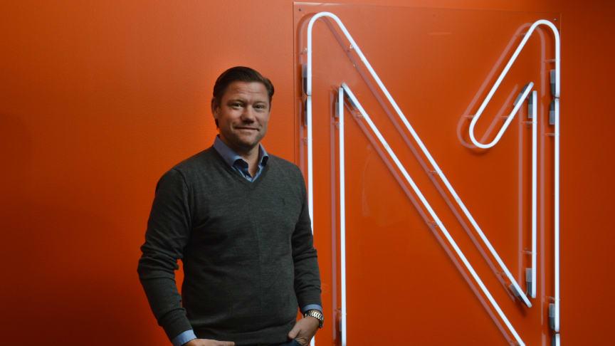 Linus Jönsson VD, Net1