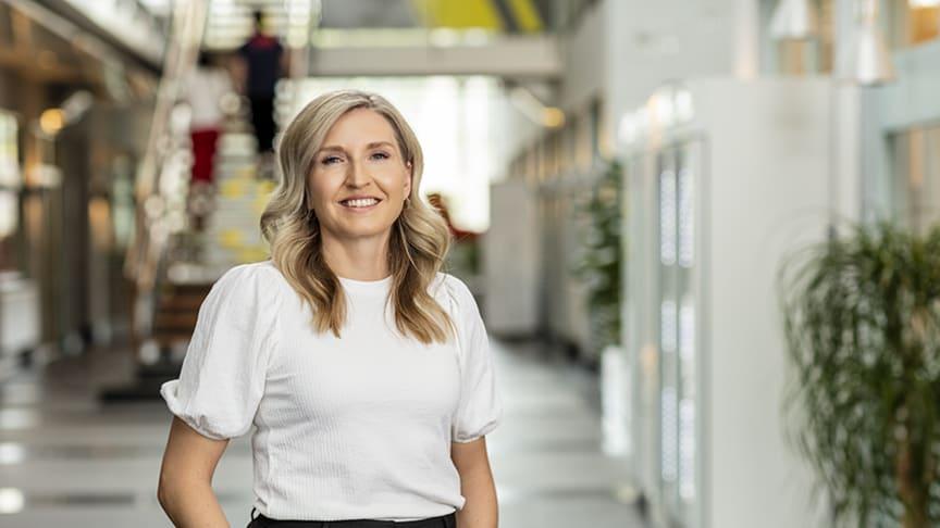 Susanna Ohlin blir ny divisionschef för Samhällsbyggnad på COWI