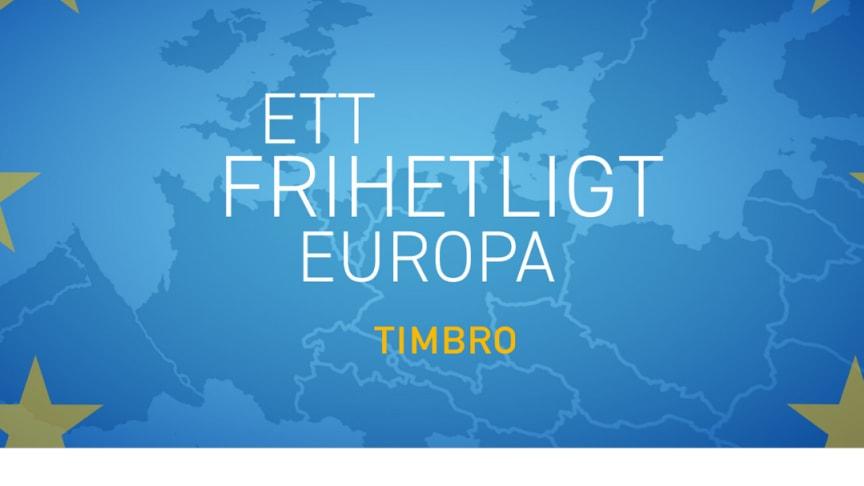 Ny rapport: Borgerlig splittring i EU-politiken