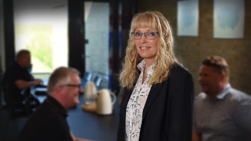 I 25 år har Puk Spencer været med til at løfte ventilationsbranchen og sætte indeklimaet på dagsordenen. Den 14. juni fejres jubilæet med en reception i Haderslev.