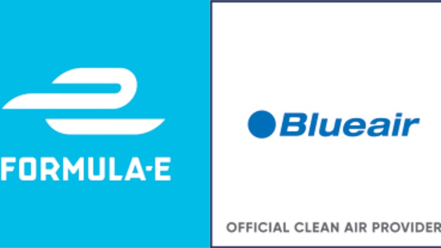 Blueair and Formula E Racing Hong Kong Team Up at FIA Formula E HKT Hong Kong E-Prix