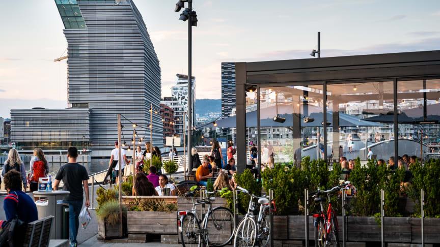 7. oktober slippes billettene til åpningen av nye MUNCH i Bjørvika. Foto: Guttorm Stilen Johansen