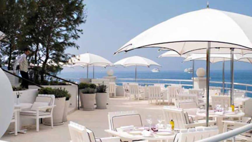 Erster Michelin Stern für Restaurant mit Bio Produkten: Restaurant ELSA im Monte-Carlo Beach Hotel