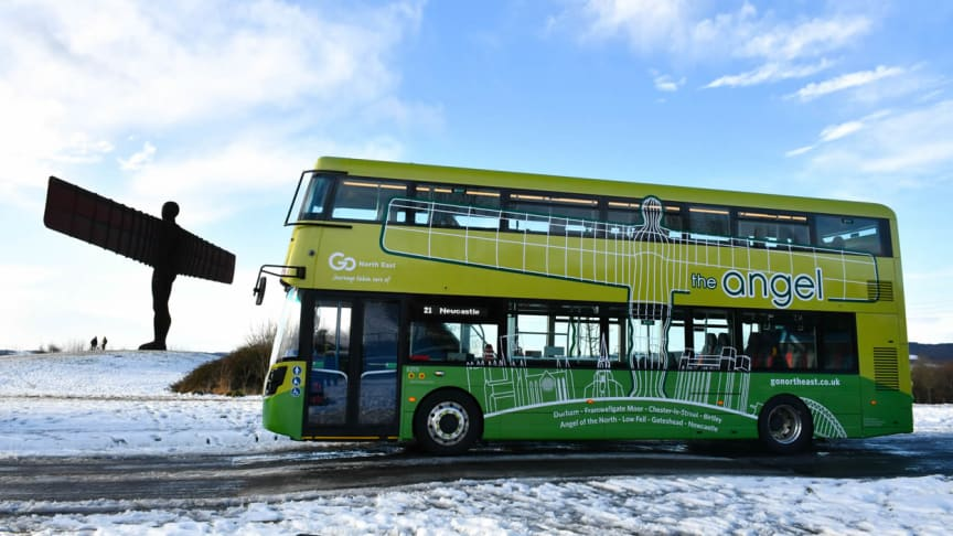 Go North East has your Christmas and New Year travel needs wrapped up