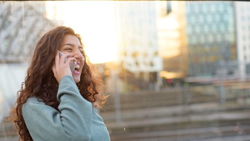 Kunderene bruker nesten ikke 3G-nettet lenger. Nå er det 4G som gjelder. Foto: Martin Fjellanger.