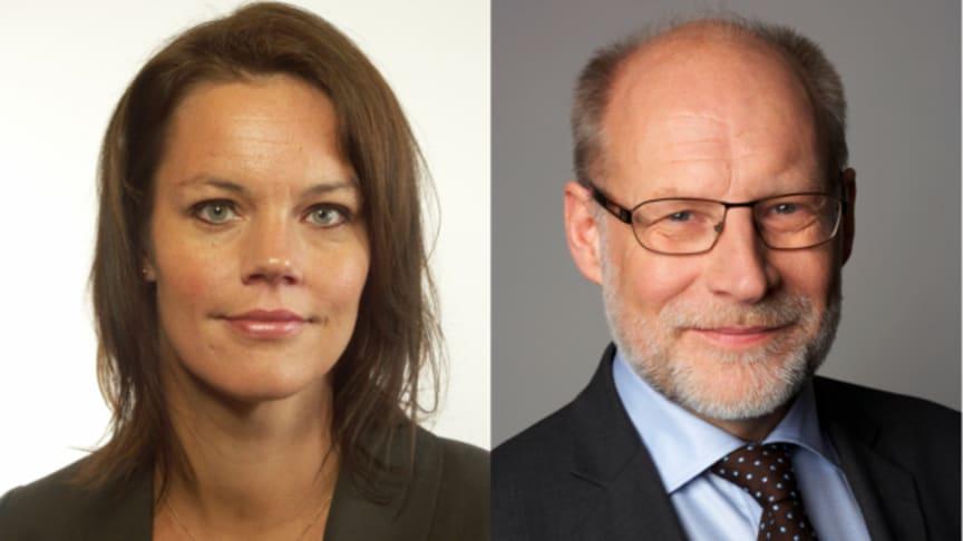 Bostadspolitisk debatt mellan Stefan Attefall och Veronica Palm