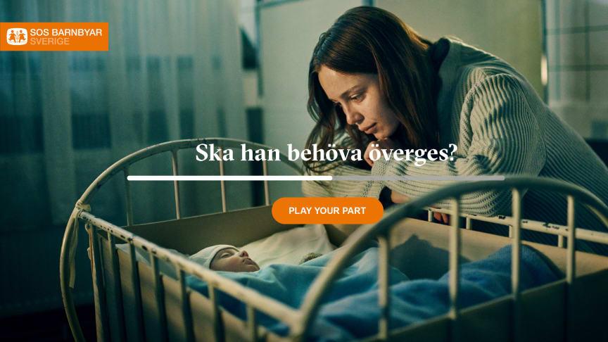 SOS Barnbyar presenterar: Play Your Part