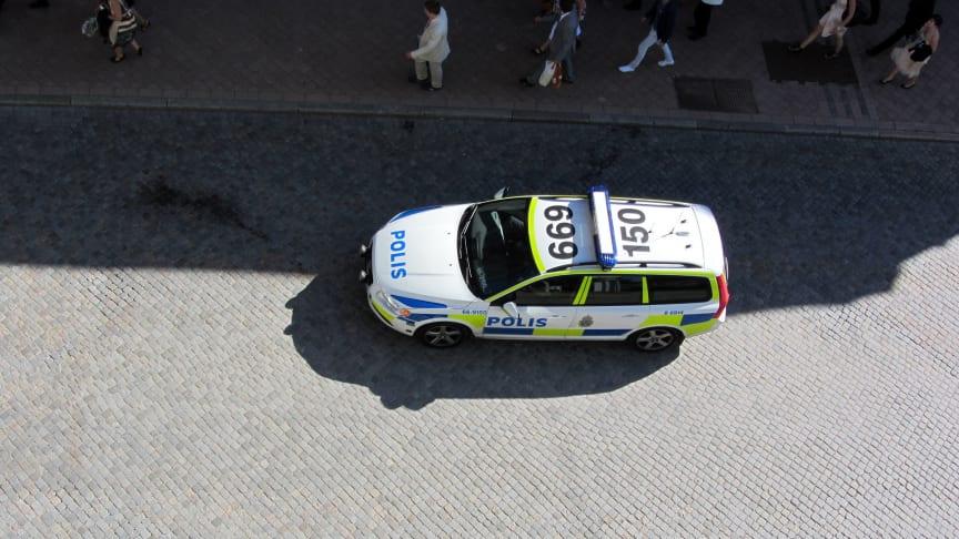 Webinarium om brottsutveckling och immigration. Foto: Bobbsled