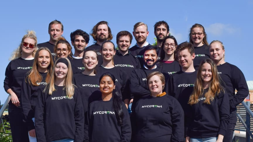 Mycorena Raises SEK 77 Million in Pre-Series A Funding to Accelerate Growth and Production Scaleup