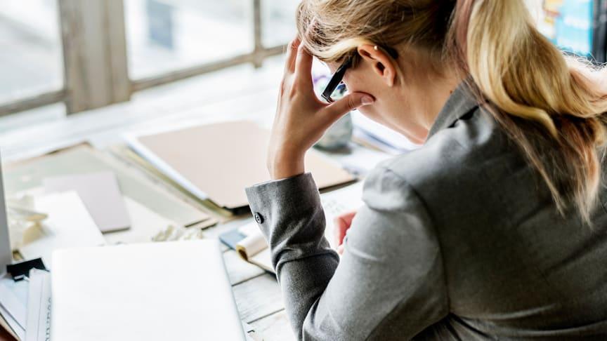 I 2012/2014 blev 37.605 lønmodtagere spurgt, hvor ofte de havde følt sig stressede inden for de seneste to uger. 14 % svarede 'ofte' eller 'hele tiden'.