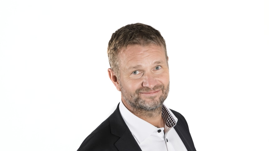 Dag Otterstad, leder for EcoBuilding i Schneider Electric Norge.