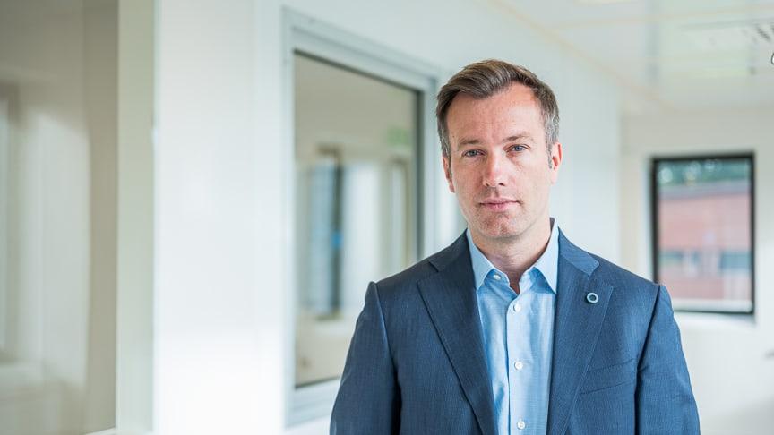 Ulf Hannelius, vd Diamyd Medical.