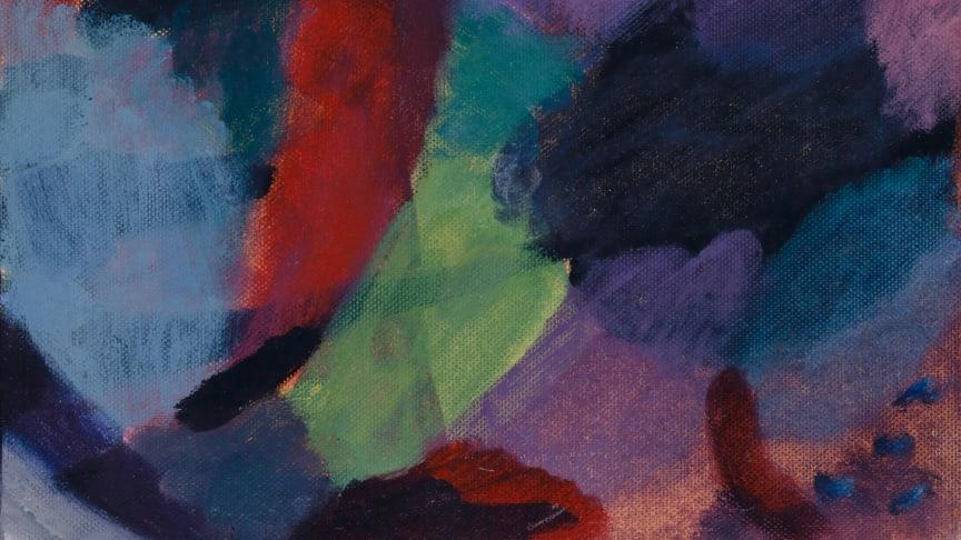 Alexej von Jawlensky: Variation Nacht, 1916 (Bild: Kunstmuseum Basel)