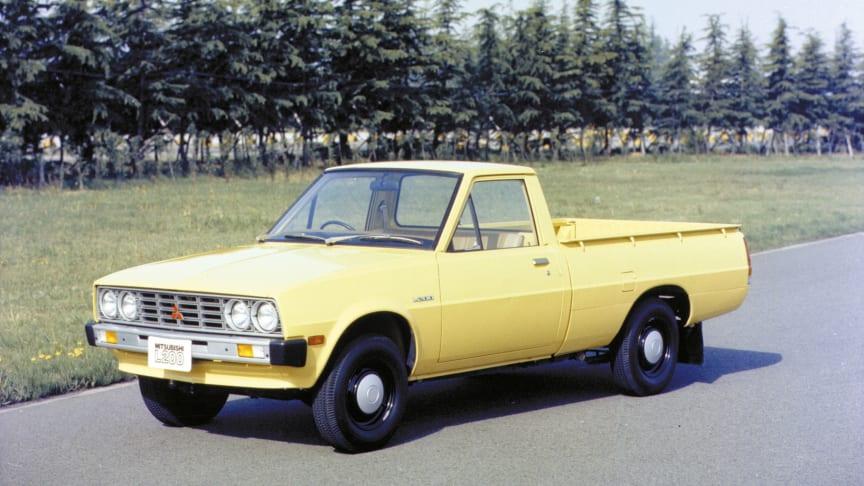 Ein Profi für Profis: der Mitsubishi L200