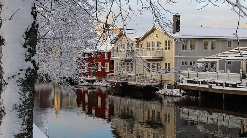 Inbjudan till pressträff om vaccinationen mot covid-19 och läget i Norrtälje