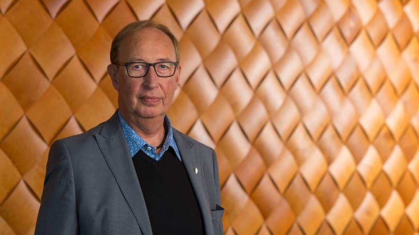 Ulf Eriksson, avgående oppositionsråd (C) i Vännäs kommun.