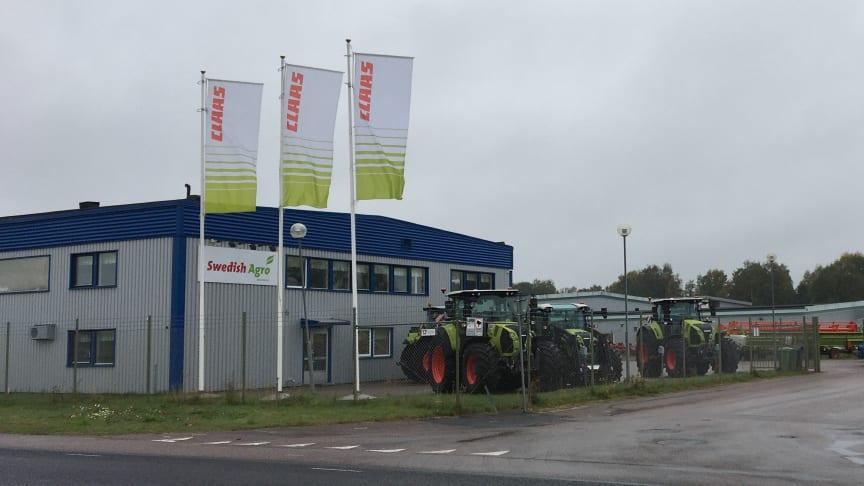 Anläggningen i Karlstad ligger på Örsholmen.