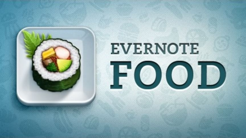Remember all your favourite meal experiences with Evernote Food – all new Android version.